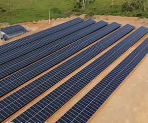Solar project Elum Energy in Peru