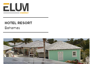 use case of a microgrid project with elum energy epower mc at a hotel resort