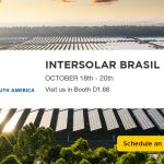 Elum Energy will be present at Intersolar South America in Brasil in bouth D1.68 from the 18th to the 20th of October